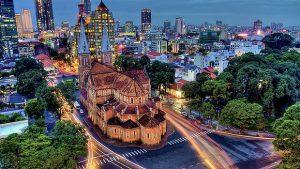 Clima Saigon marzo