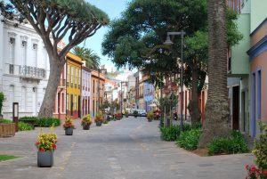 Zona più bella di Tenerife