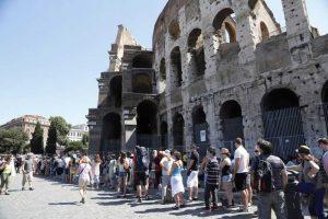 Come saltare la coda al Colosseo