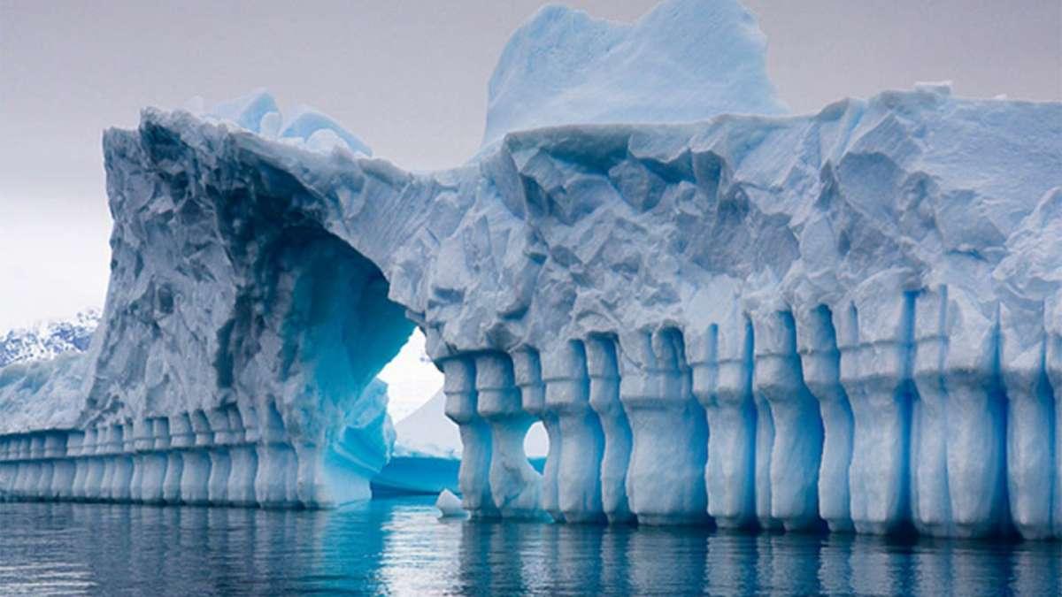 Periodo migliore per andare al Polo Sud