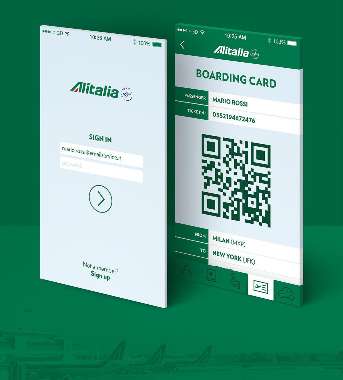 Applicazione Mobile Check-In