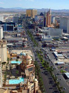 Lista di tutti gli hotel sullo Strip di Las Vegas