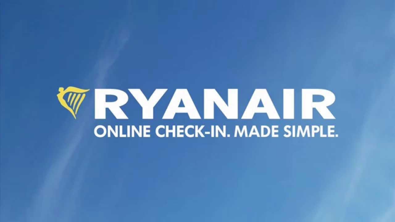 Quando si effettua il check in Ryanair