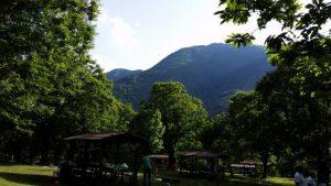 parchi dove fare grigliate a Salerno