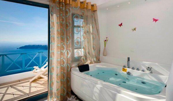Migliori alberghi romantici di Santorini