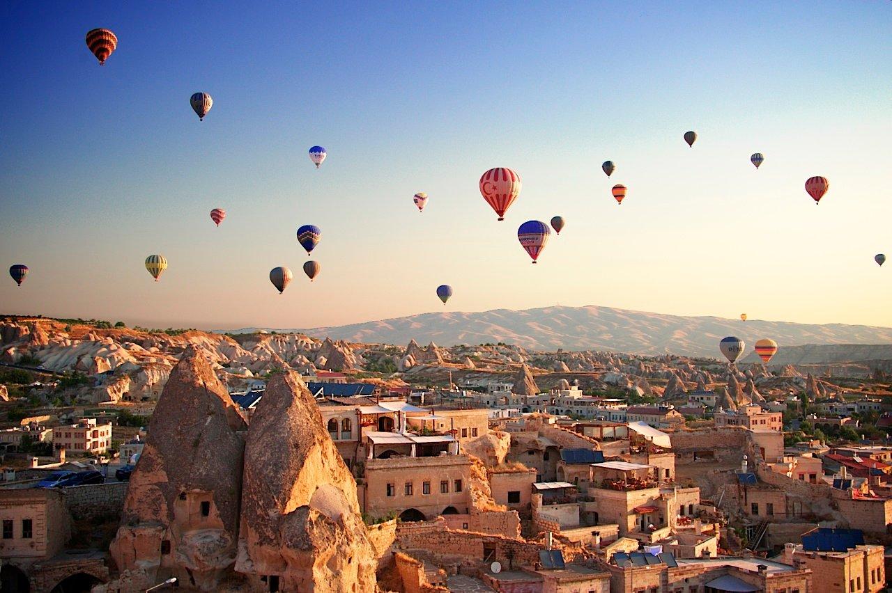 prezzo volo mongolfiera Cappadocia