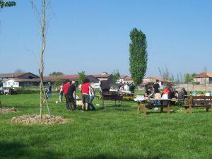 Parchi dove fare grigliate a Cesana