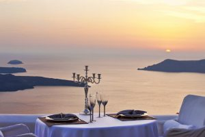 Migliori hotel romantici di Santorini