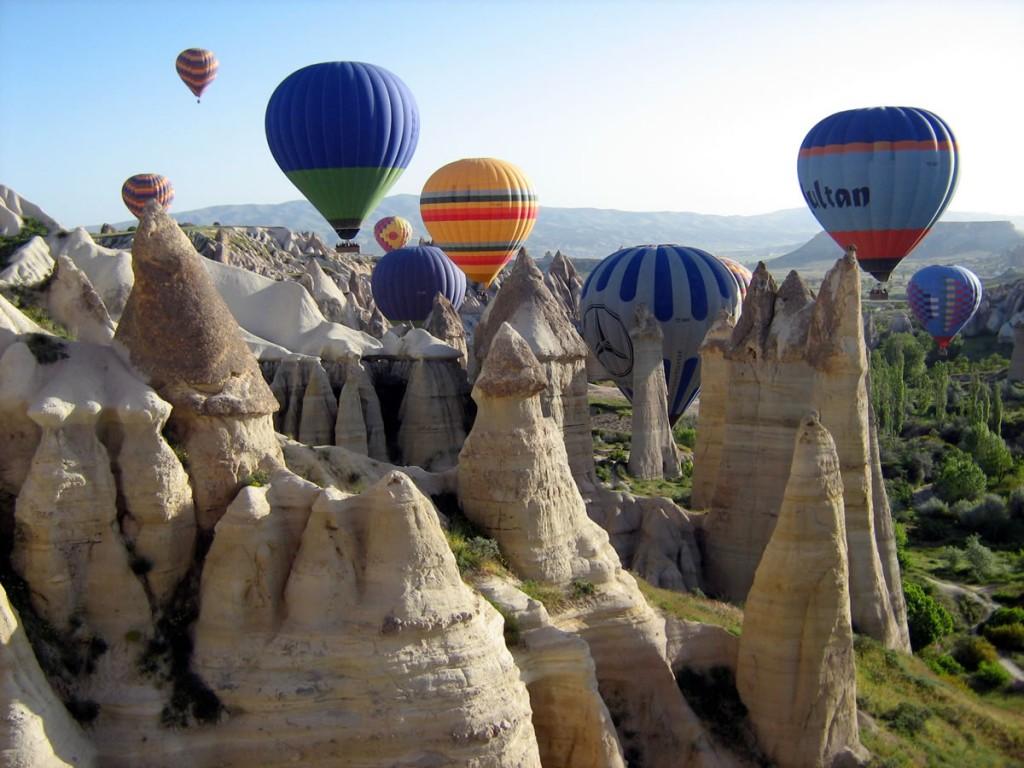 Informazioni volo in mongolfiera Cappadocia