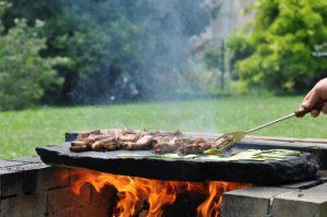 parchi dove fare grigliate a Pescara