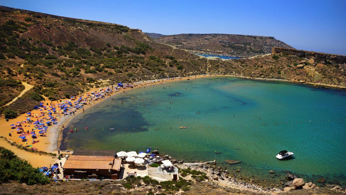 Ghajn Tuffieha_Malta