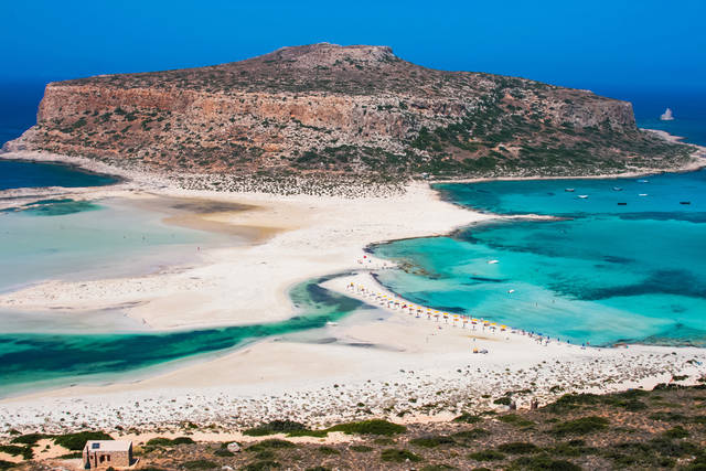 Migliori spiagge di sabbia a Creta