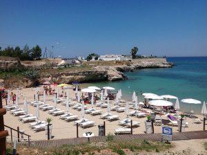Costo ombrelloni e sdraio in Puglia