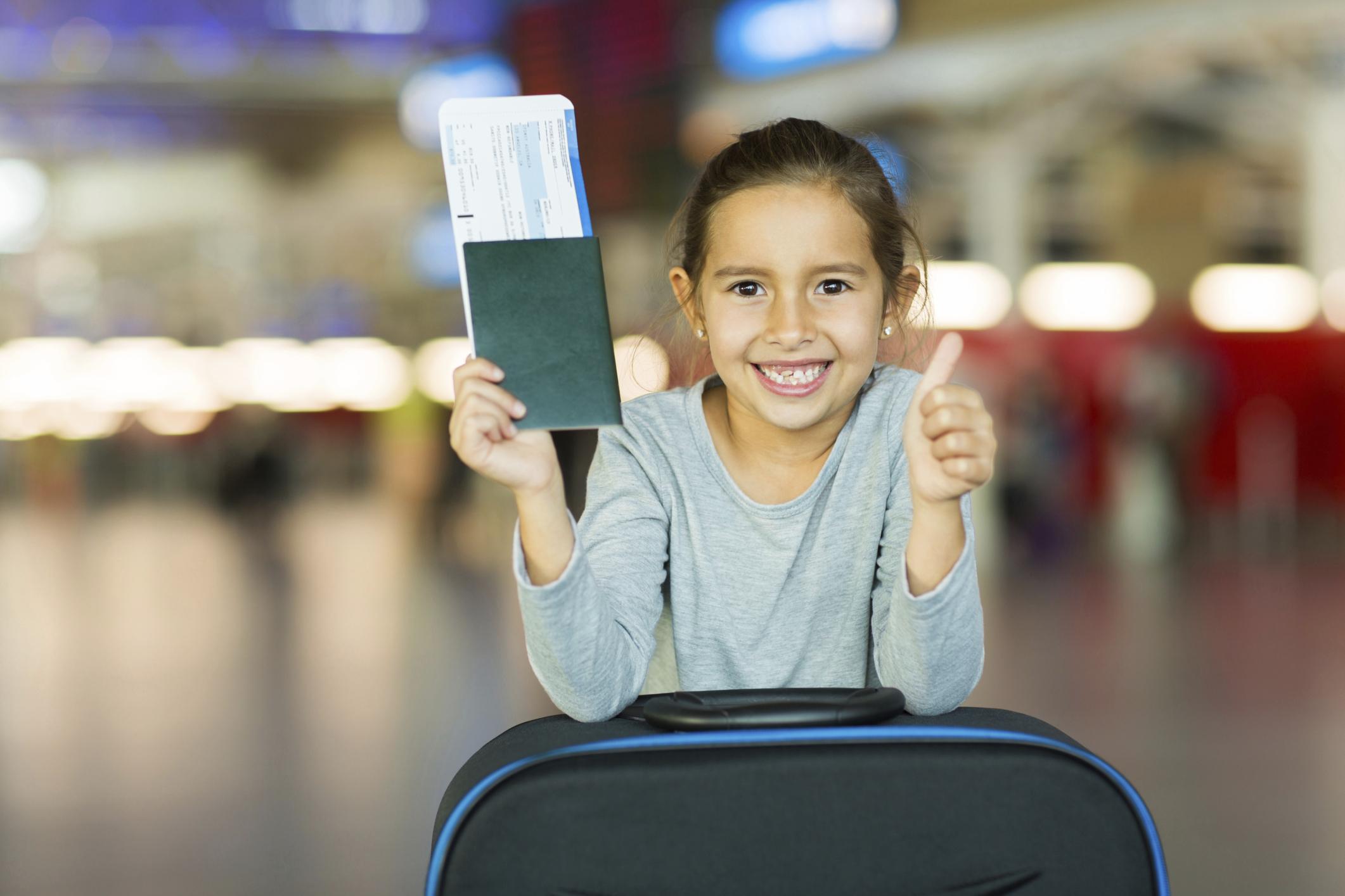 Documenti necessari per viaggiare con i bambini