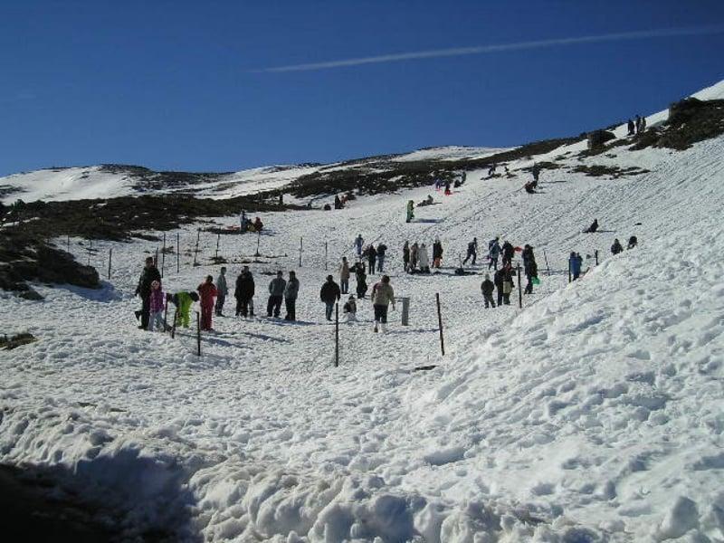 Dove sciare in Sardegna