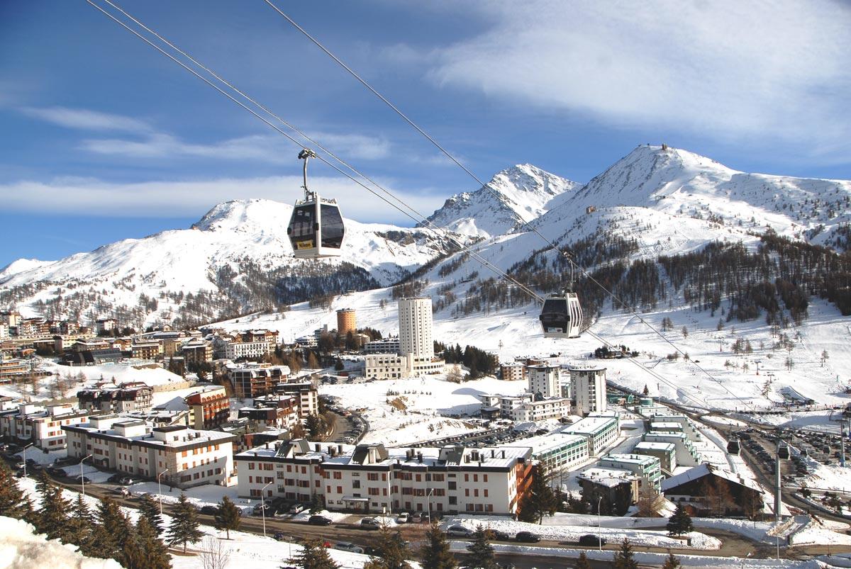 Quanto costa un maestro di sci a Sestriere