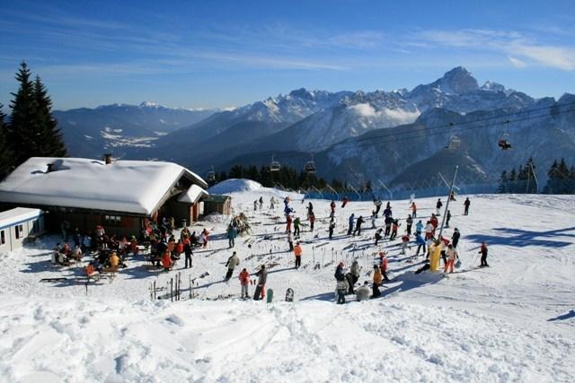 Dove sciare vicino Udine