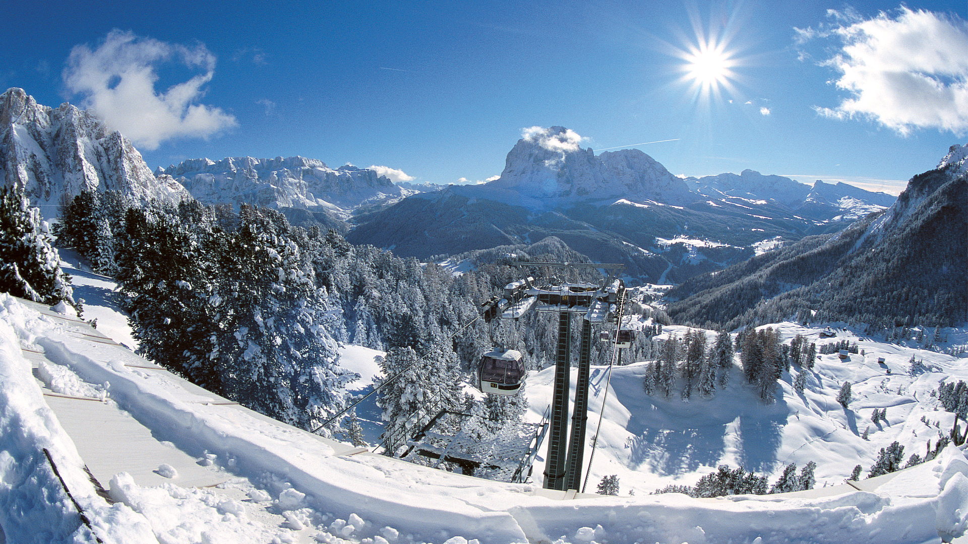 Quanto costa un maestro di sci in Val Gardena