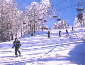 Dove sciare in Calabria