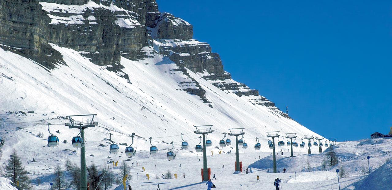 Quanto costa un maestro di sci a Madonna di Campiglio