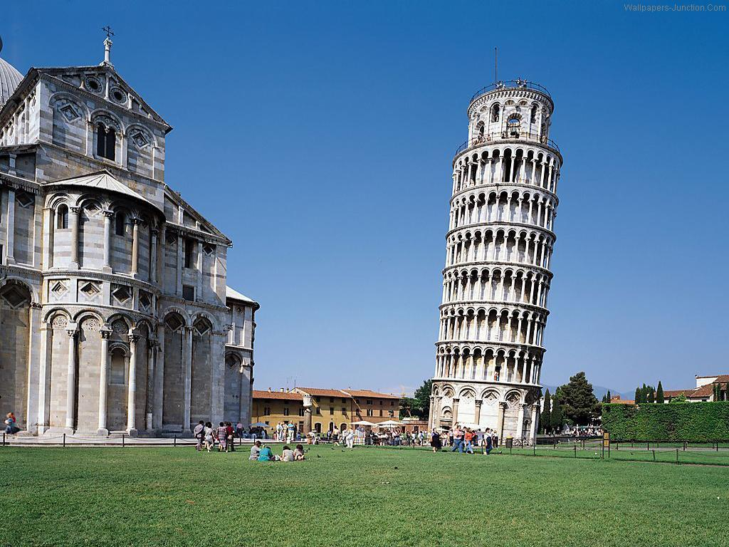 Quanti scalini per la Torre di Pisa