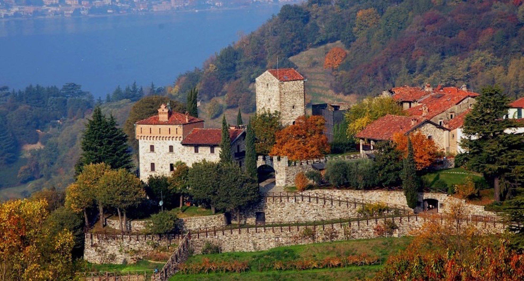 Castello di Rossino – Rossino di Calolziocorte – Lecco