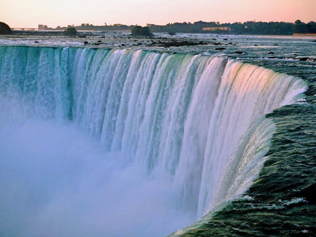 10. Cascate del Niagara - Lato Canada