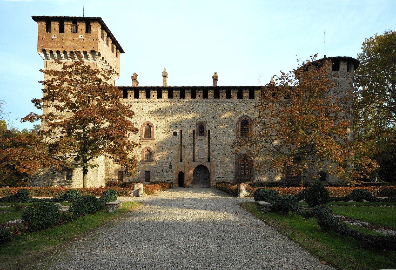 Castello di Grazzano Visconti - Vigolzone - Piacenza