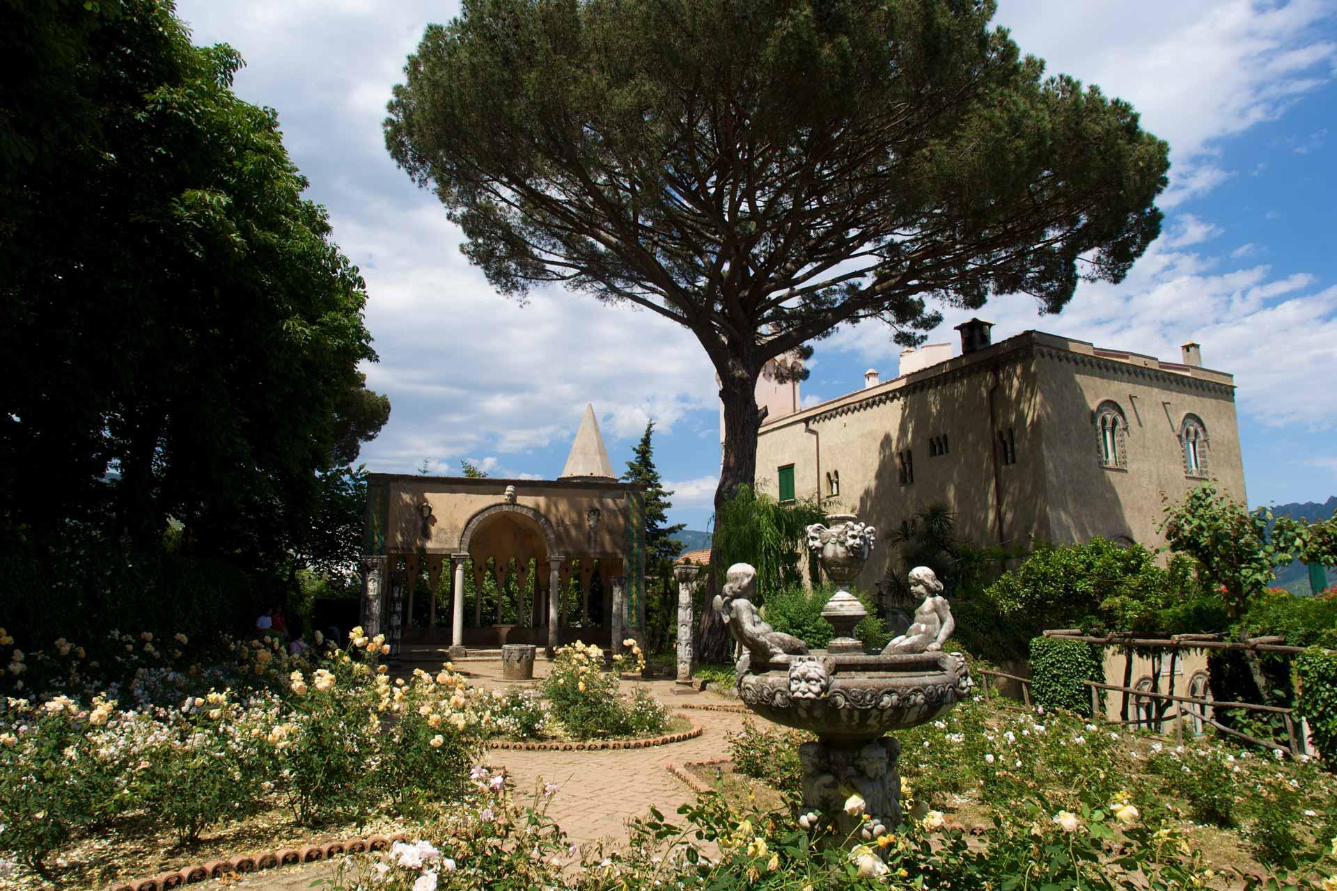 2. I Giardini di Villa Cembrione - Ravello