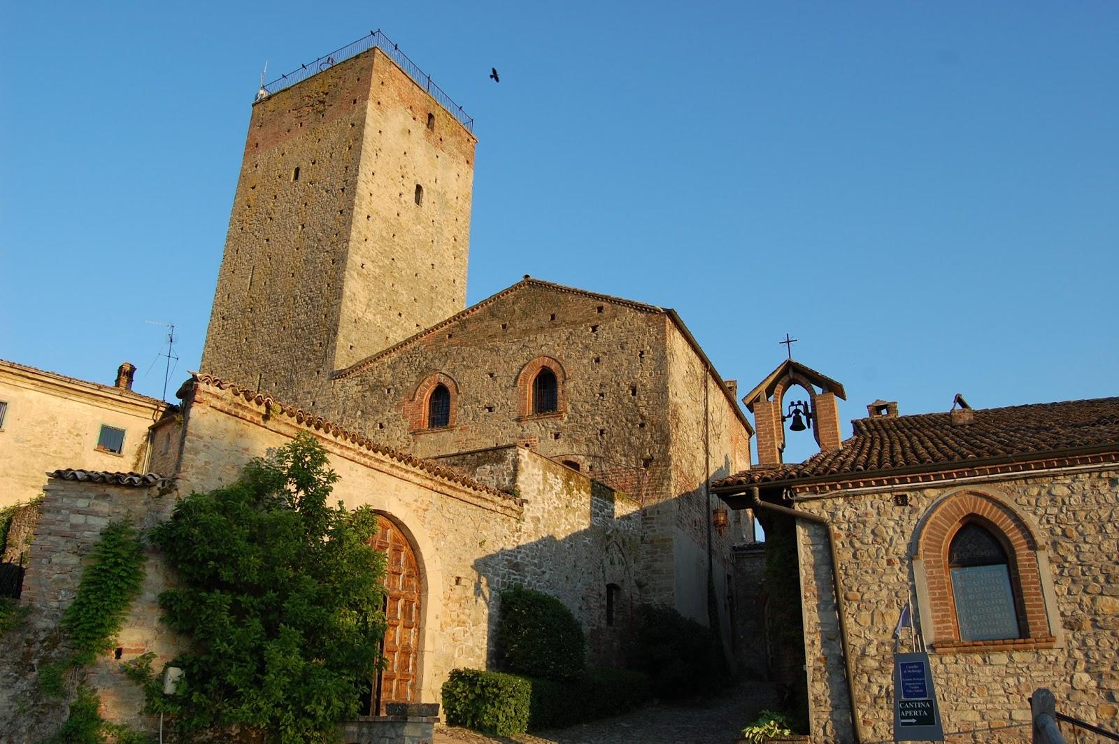 Castello di Stefanago – Borgo Priolo - Pavia