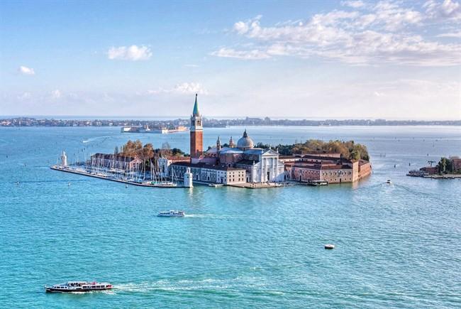 20. San Giorgio a Maggiore - Venezia
