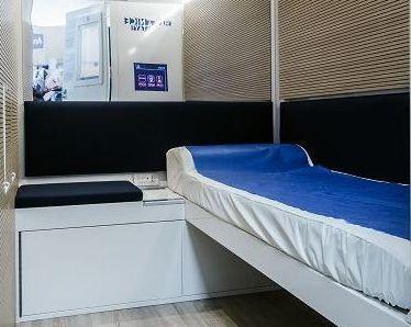 Dormire dentro l'aeroporto di Orio al Serio Bergamo