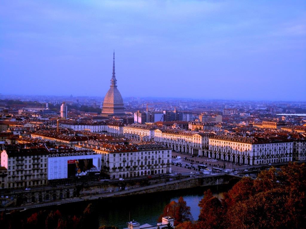27. Vista dal Monte dei Cappuccini - Torino