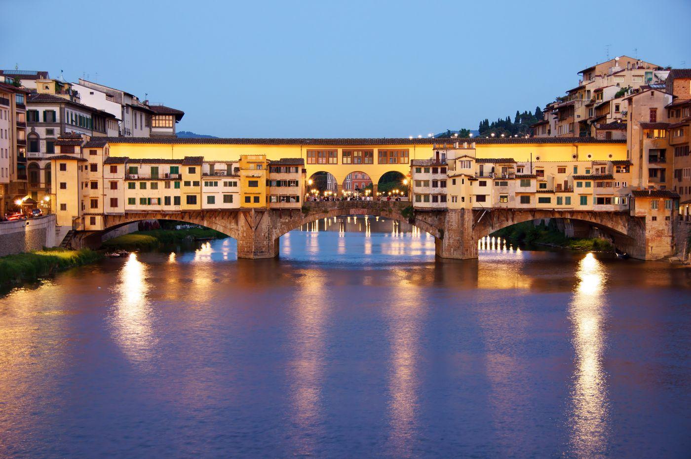 29. Ponte Vecchio - Firenze