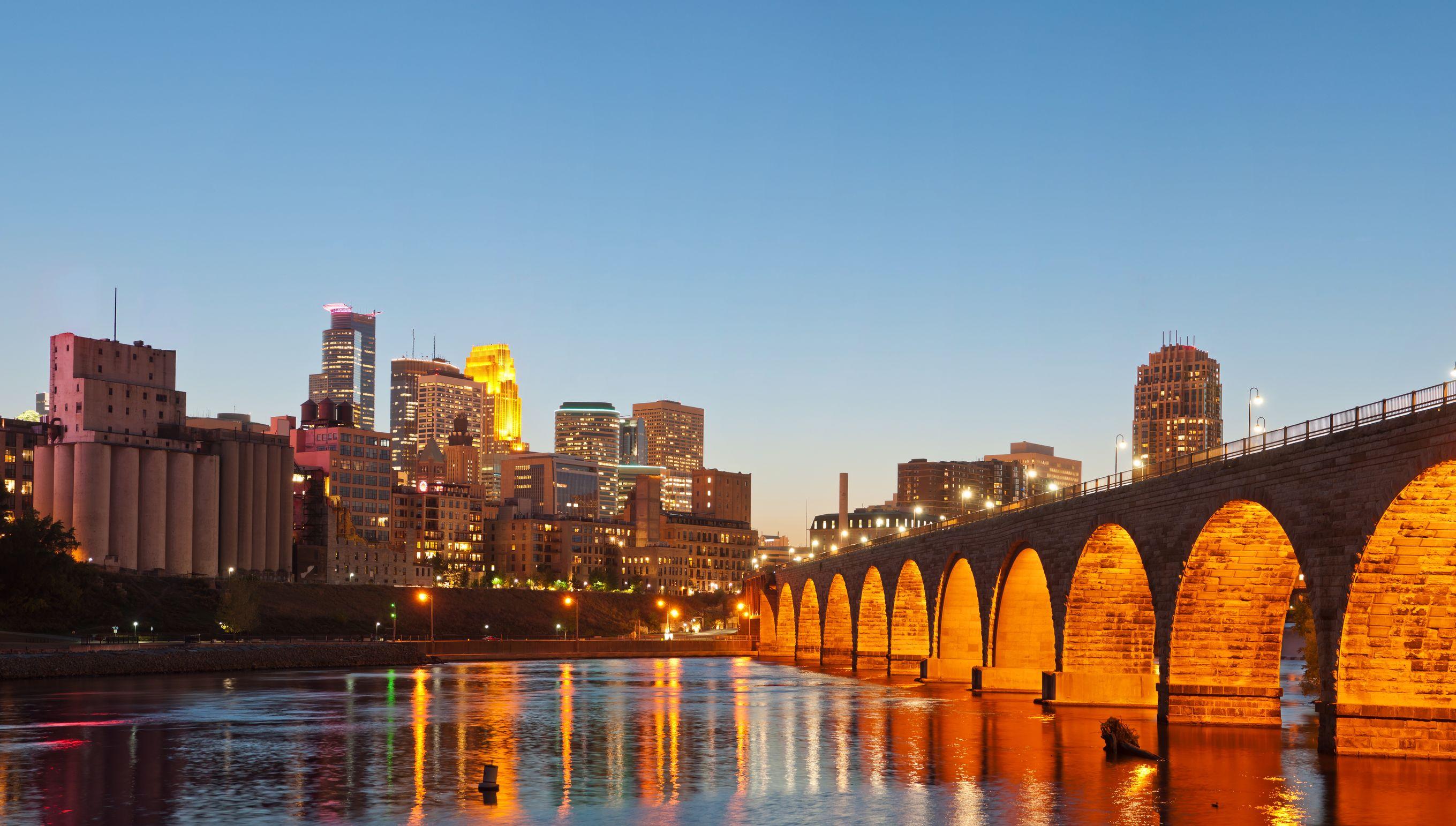 3. Minneapolis