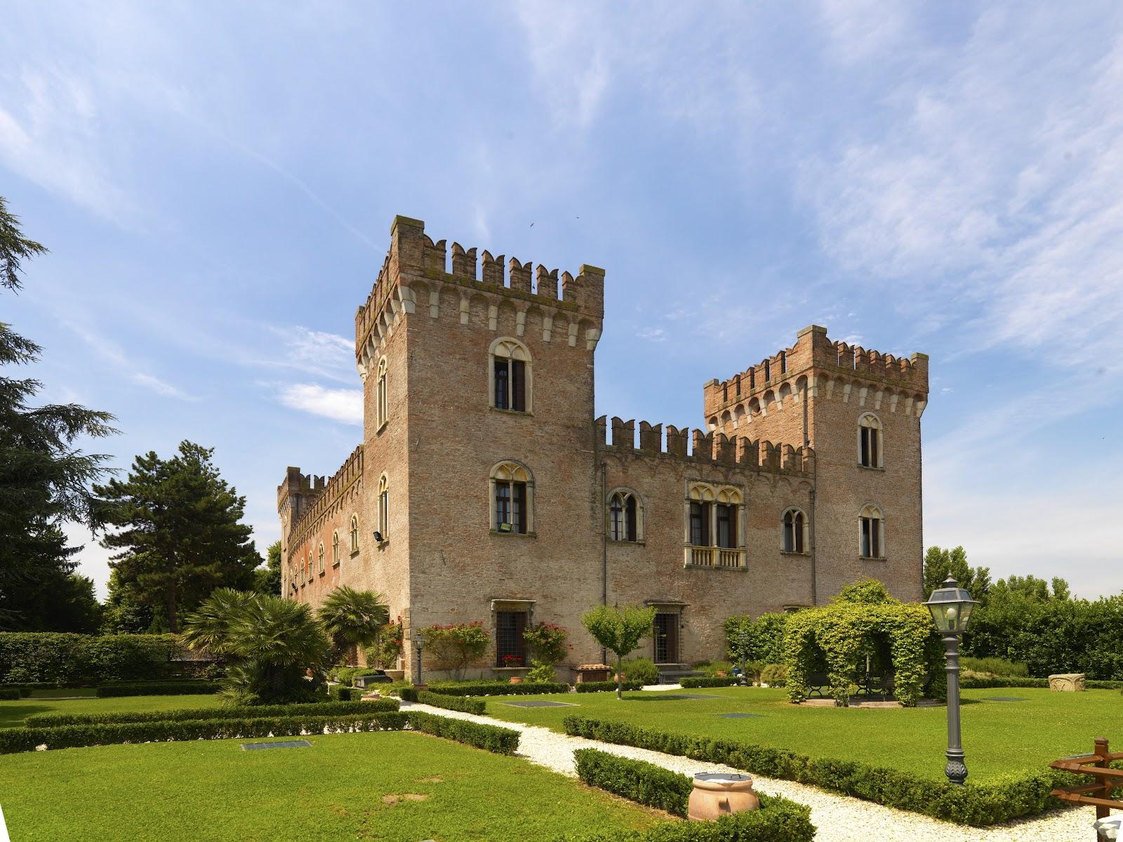 Castello di Bevilacqua – Bevilacqua - Verona