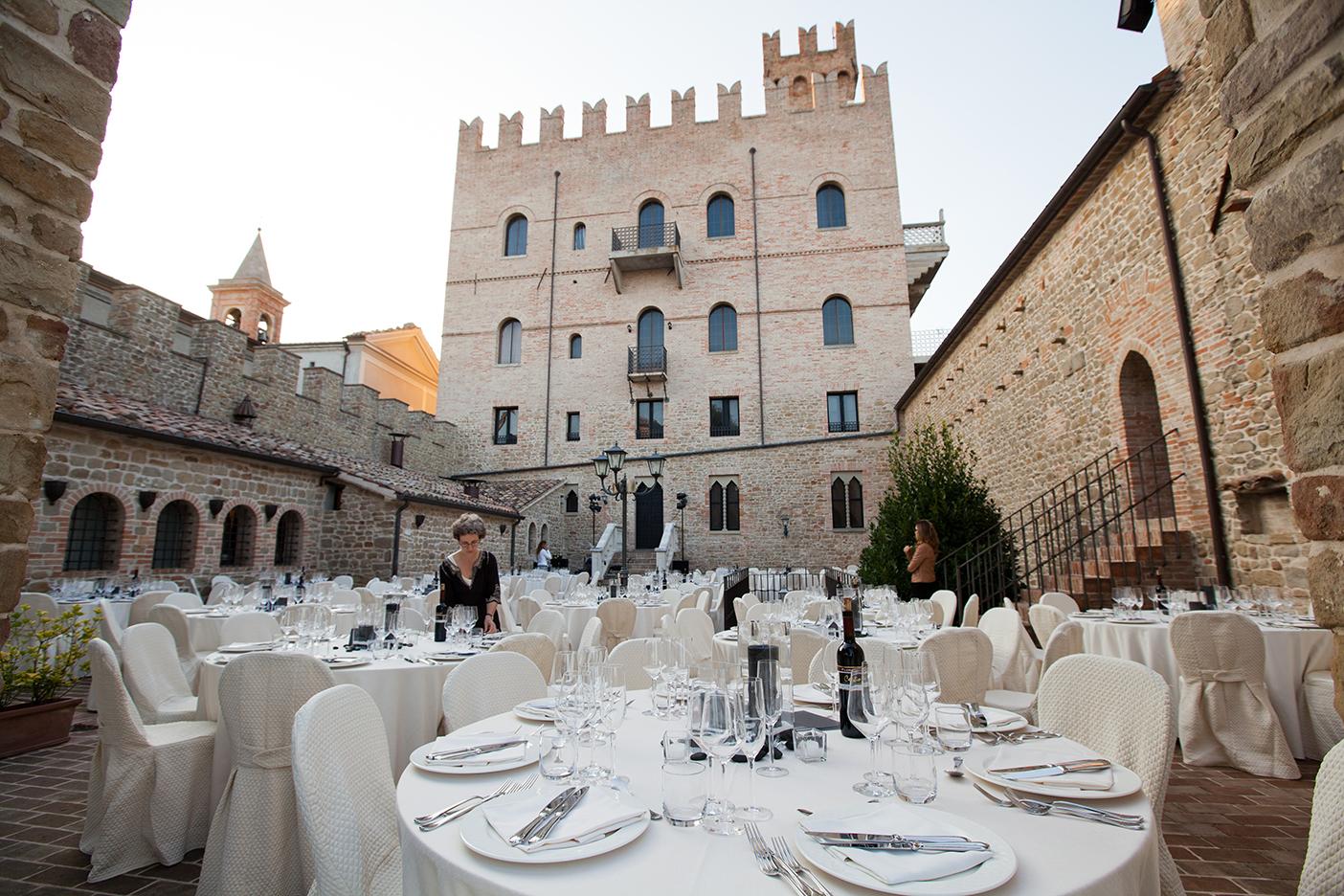 Castello di Tavoleto – Tavoleto – Pesaro Urbino