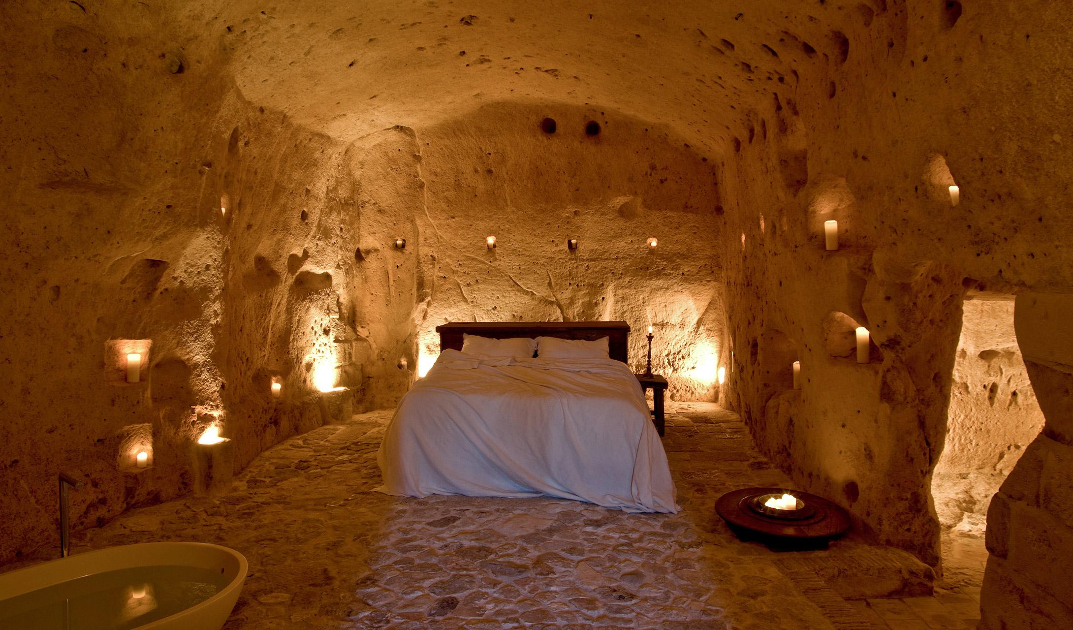 41. Grotta di Matera