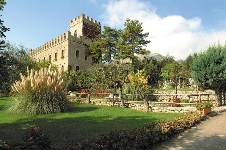 Castello di Miramare – Formia - Latina