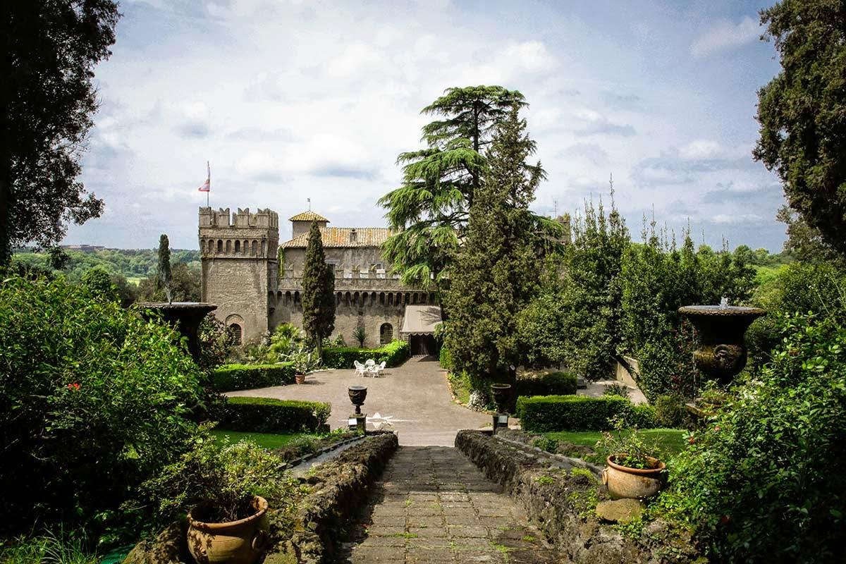 Castello di Torcrescenza - Roma