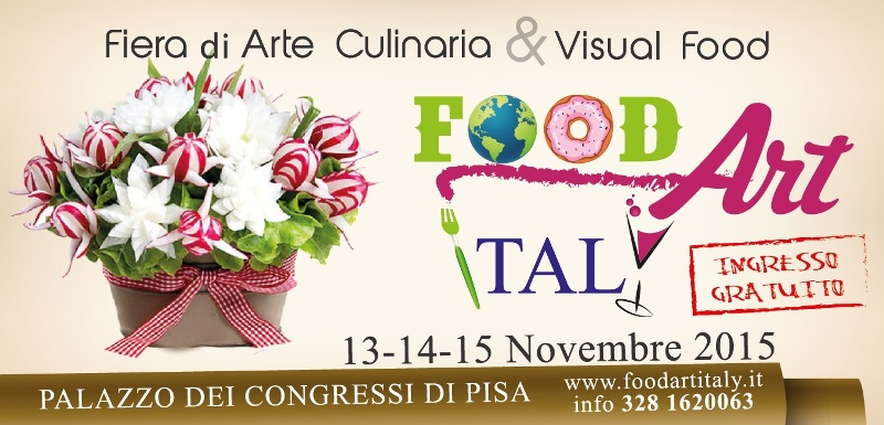 FIERA DELL'ARTE CULINARIA & VISUAL FOOD