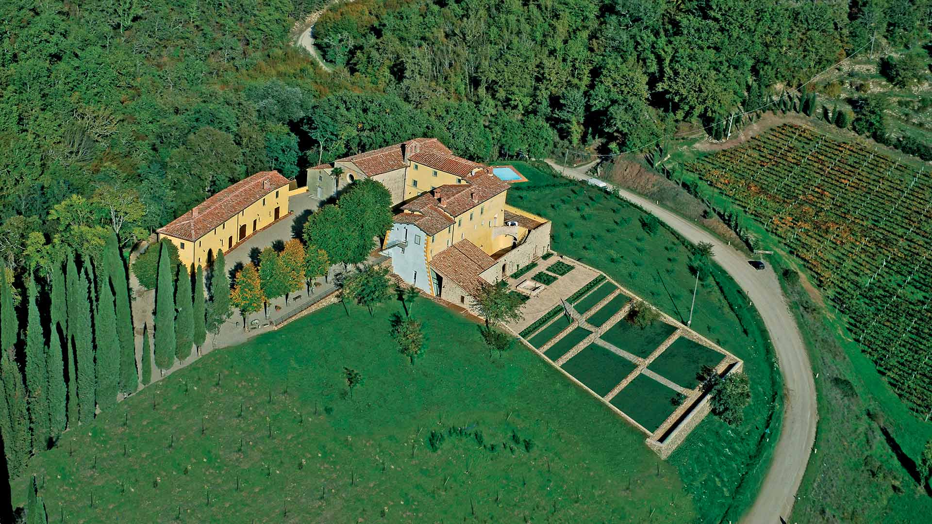 Borgo San Fedele - Siena