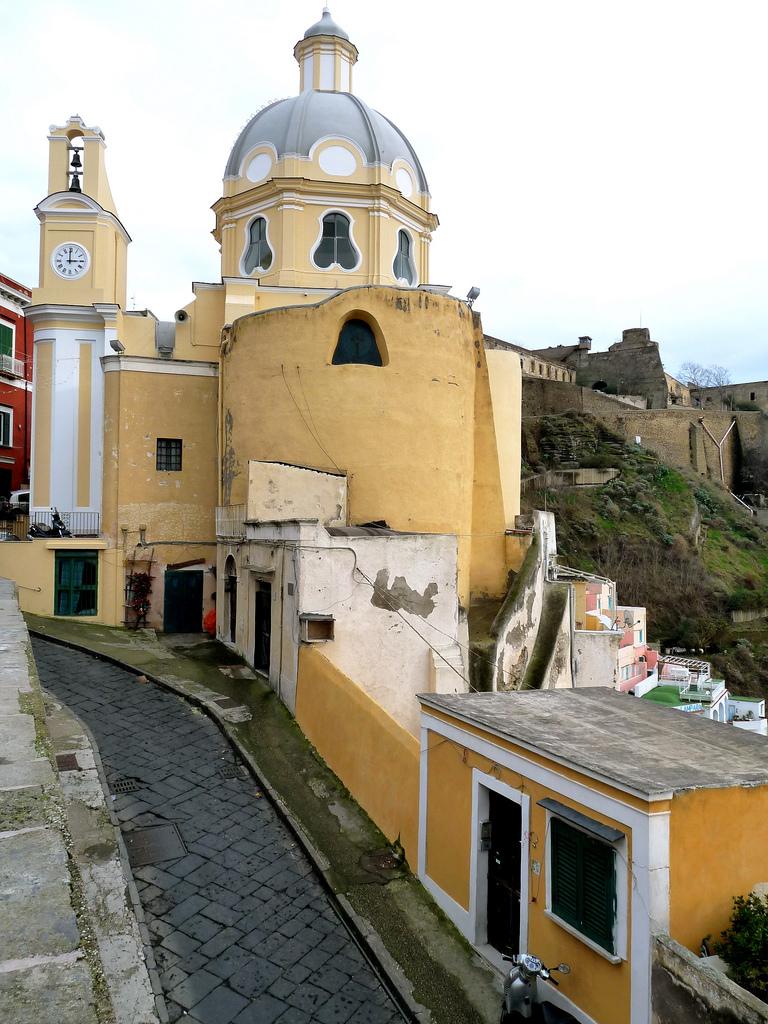 Chiesa della Madonna delle Grazie – Procida – Napoli