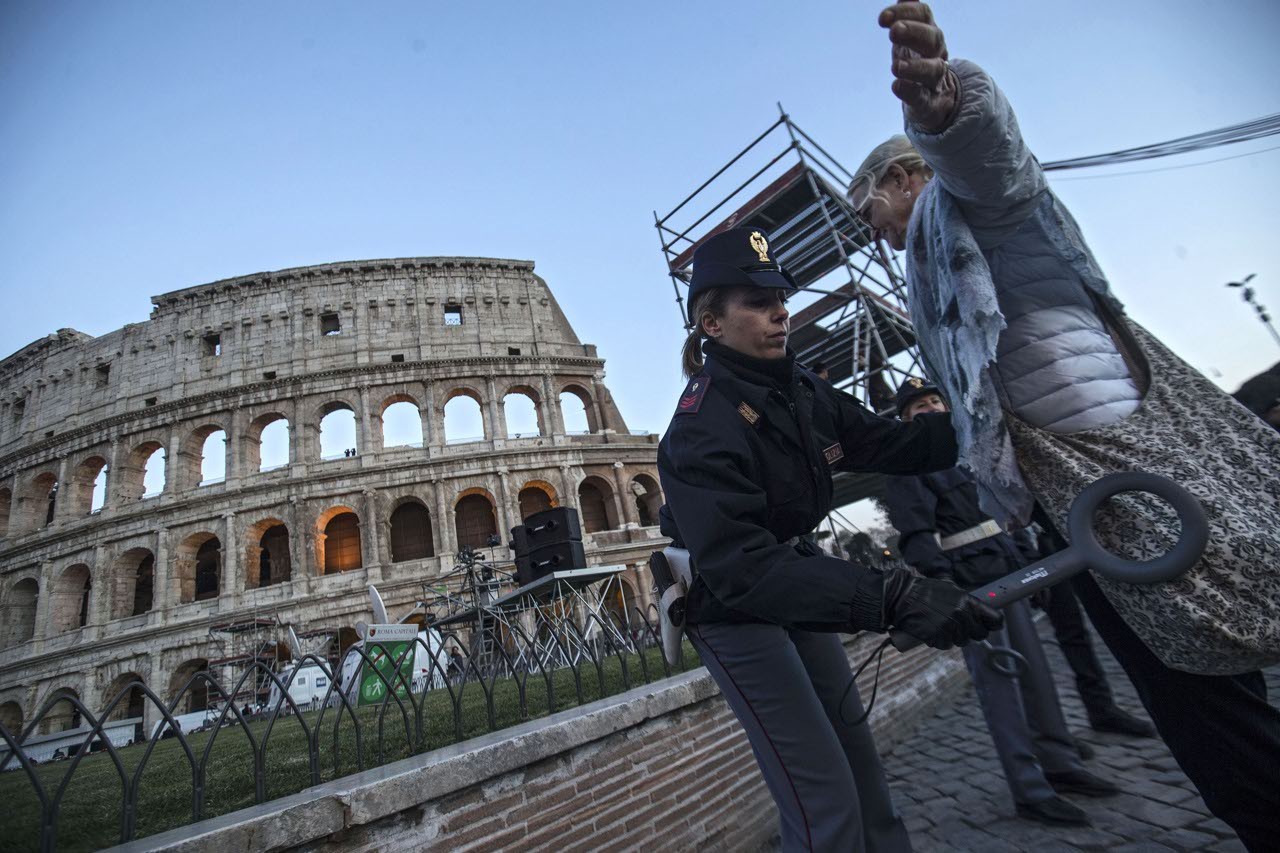 Colosseo Safety Allert