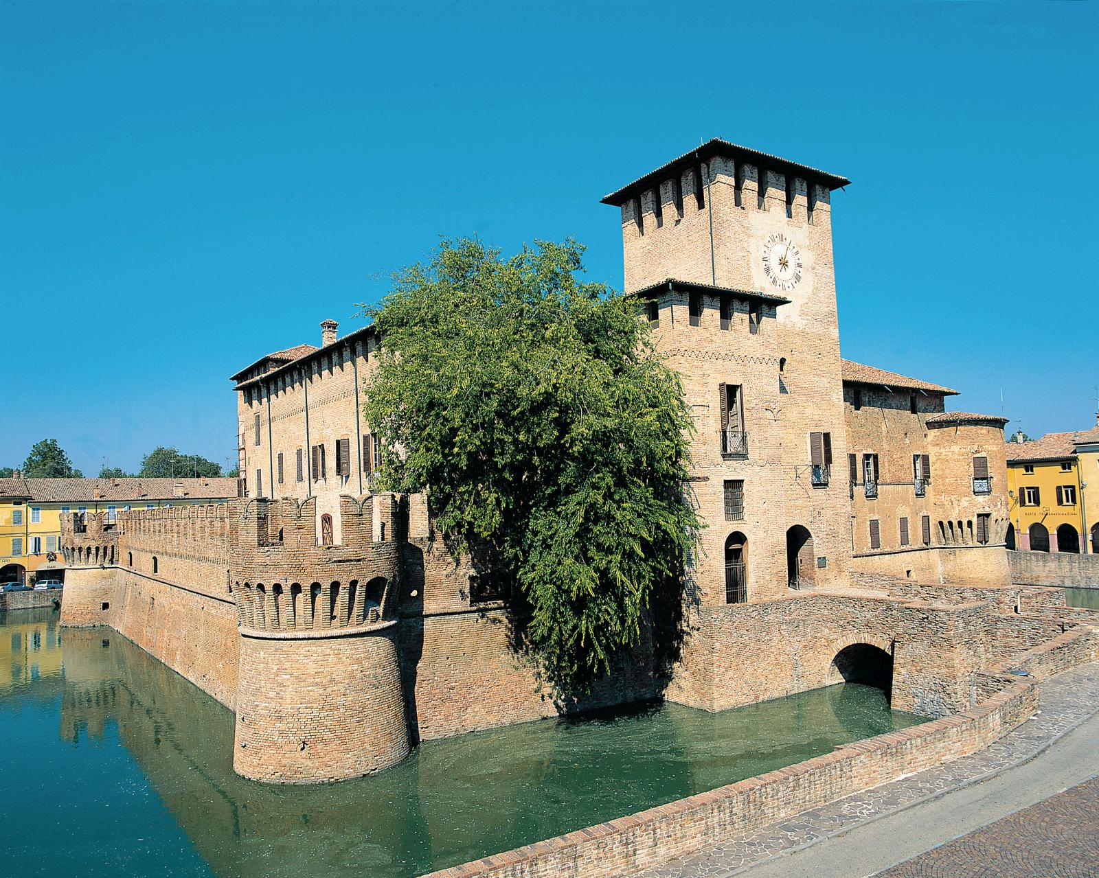 Rocca di Fontanellato - Parma