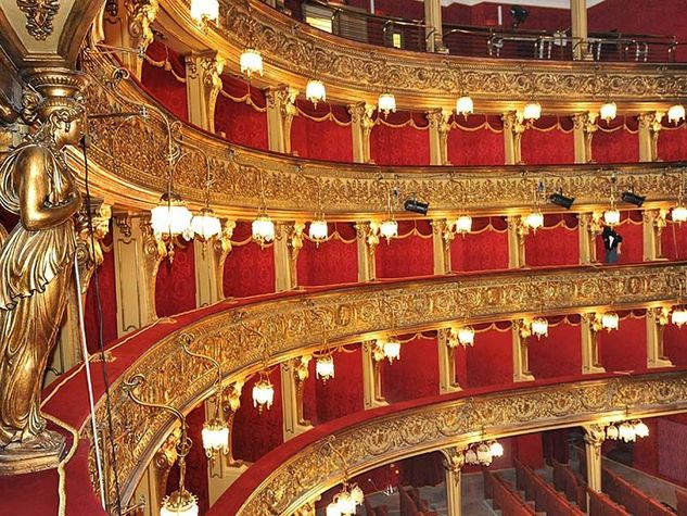 Teatro Carignano - Torino