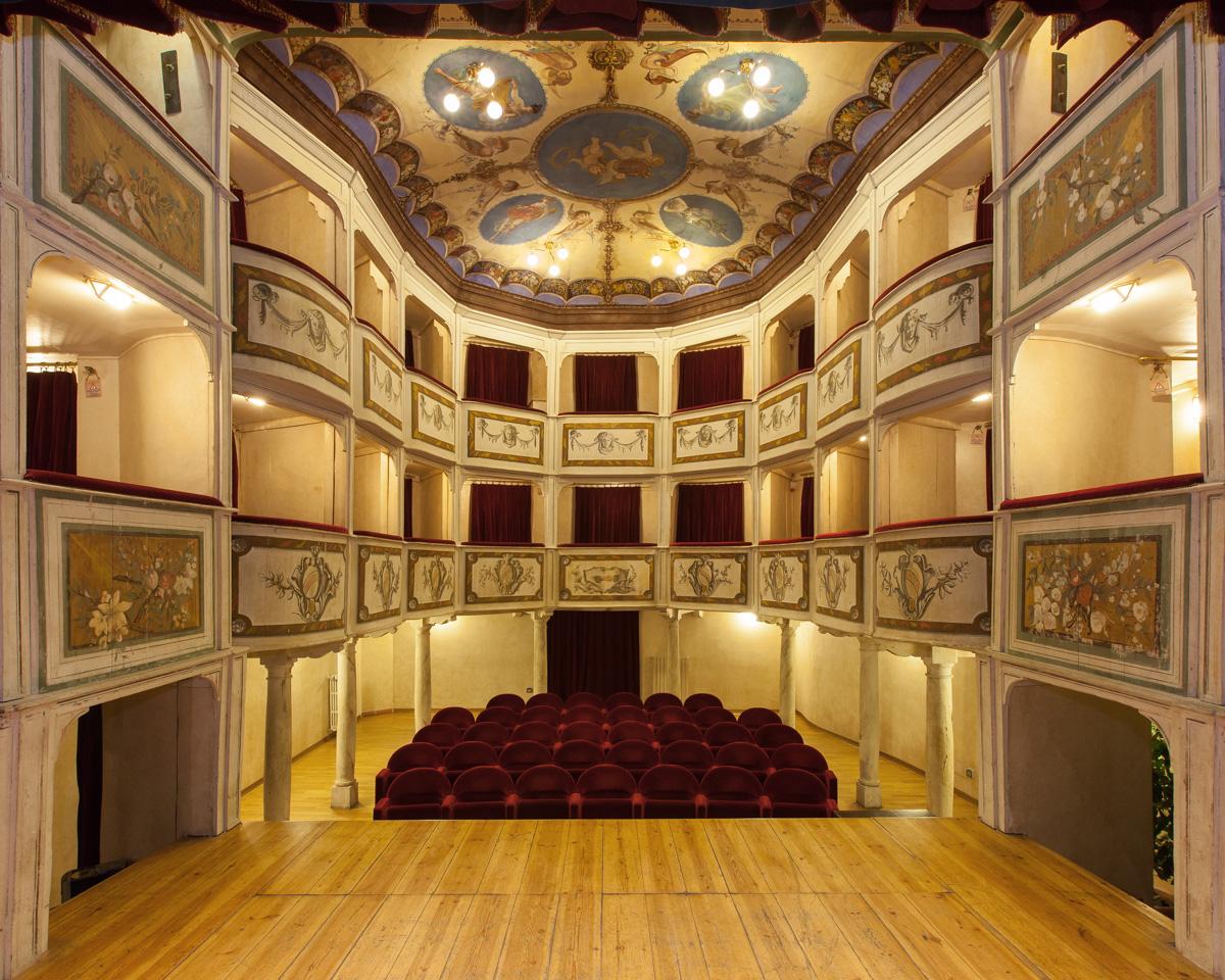 Teatro della Concordia - Monte Castello di Vibio - Perugia