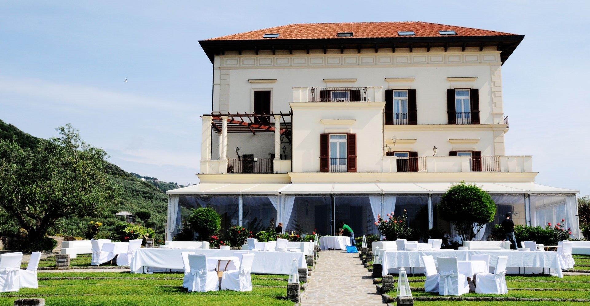 Villa Angelina - Sorrento