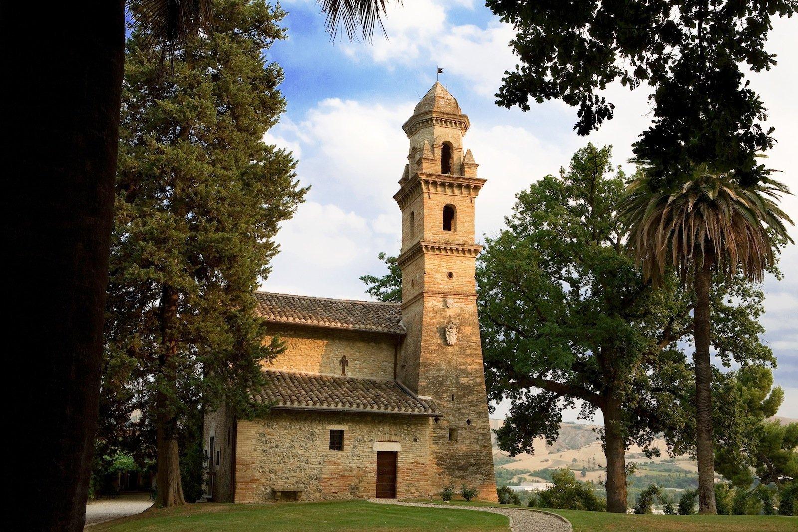 Chiesa di Santa Maria del Lago – Borgo di Seghetti Panichi – Ascoli Piceno