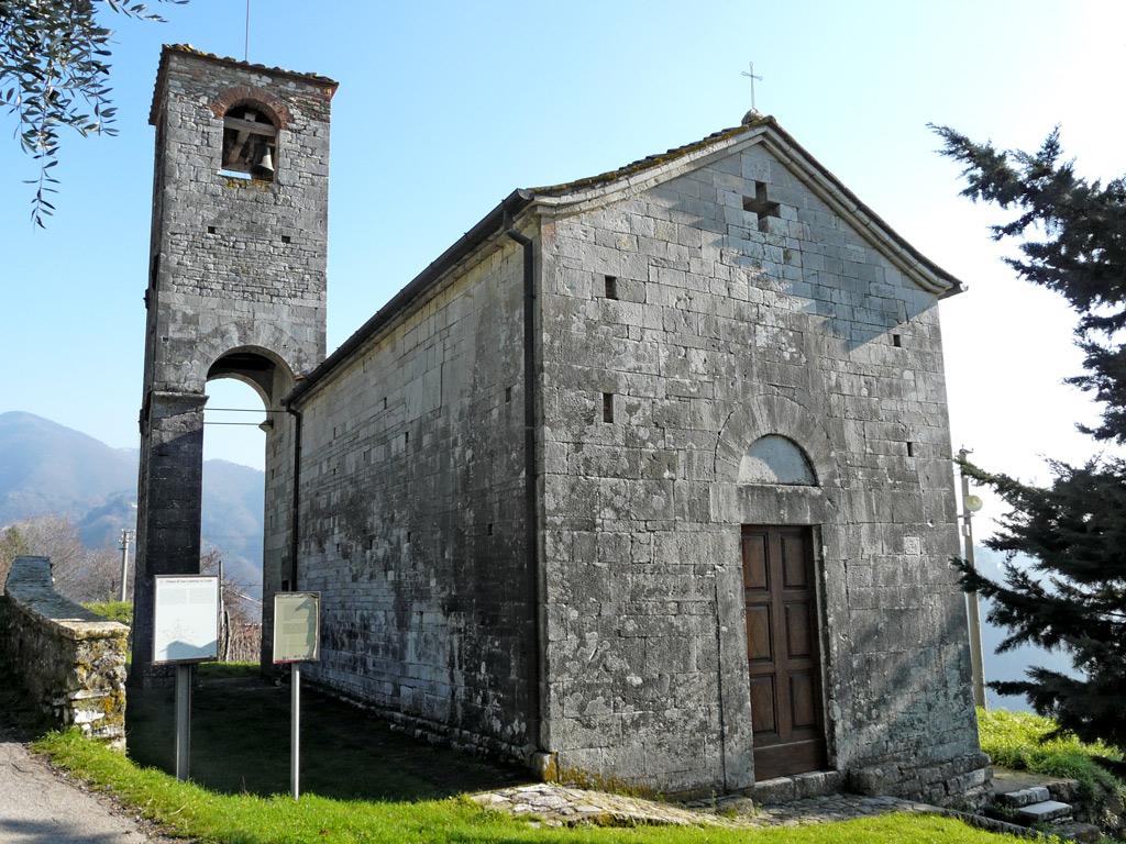 Chiesa di San Lorenzo – San Lorenzo in Corte di Brancoli – Lucca